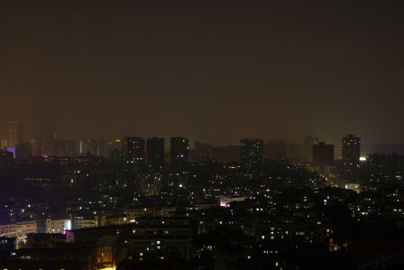 Wuhan by night 1
