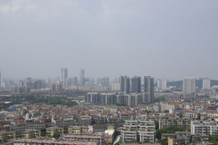 Wuhan by Day 1